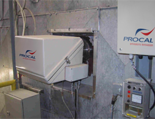 Procal 2000 IR Emissions Analyzer