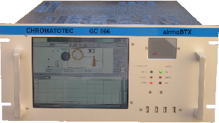 Chromatotec airmoBTX 1000 BTEX Analyzer